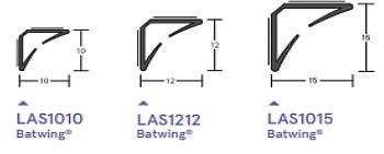 Batwing deurprofiel