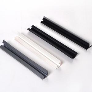 Batwing rookwerende akoestische deurprofielen