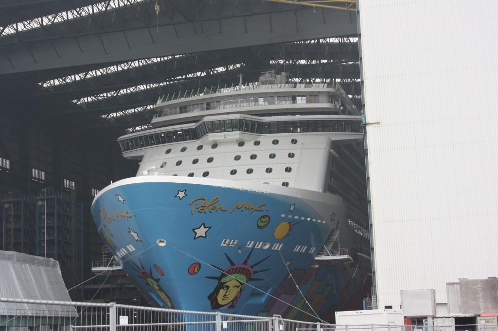 Cruiseschepen voorzien van hoogwaardige deurprofielen